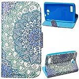 Voguecase® für Archos 50 Diamond (5 Zoll) , Kunstleder