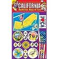 Gallopade Publishing Group California Bulletin Board Set (9780635011060)