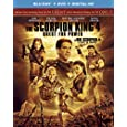 Scorpion King 4: Quest for Power [Blu-ray + DVD + Digital HD] (Bilingual)