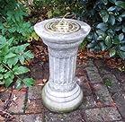 Garden Sundial - Small Brass Stone Sun Dial