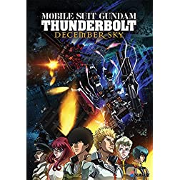 Mobile Suit Gundam Thunderbolt: December Sky DVD