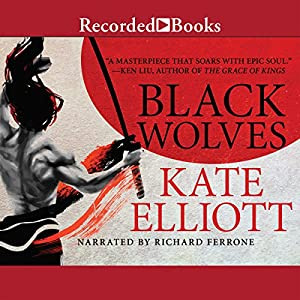 Black Wolves Audiobook