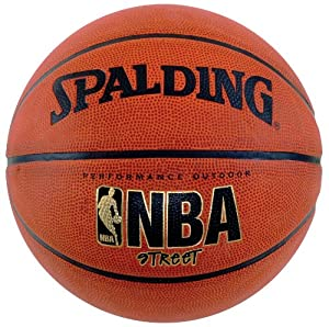 Spalding NBA Street Basketball Intermediate Size