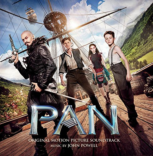 Pan (Original Motion Picture Soundtrack) (Pan Music compare prices)
