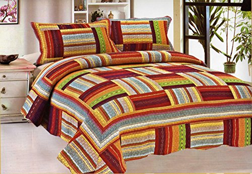Country Quilts For Beds 8846 front