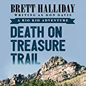 Death on Treasure Trail | Brett Halliday