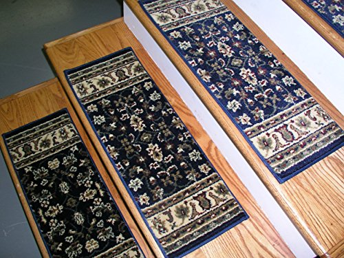 148712 - Rug Depot Premium Carpet Stair Runner Treads - 26