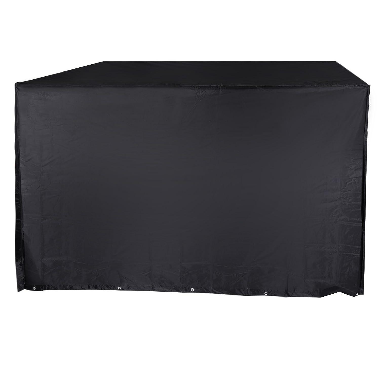 Songmics Abdeckhaube Schutzhülle für Hollywoodschaukel 420D Oxford Gewebe 215x150x150 cm GFC84B günstig kaufen