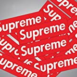 Supreme Sticker[100 pcs],Waterproof and Oil proof Supreme Stickers Skateboarding Stickers supreme stickers Car Stickers