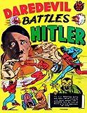 img - for Daredevil Battles Hitler 1 book / textbook / text book