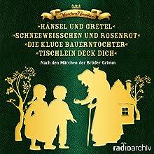 Märchenklassiker (Märchenbox 1) Hörspiel von  Gebrüder Grimm Gesprochen von: Gudrun Ritter, Elke Reuter-Hilger, Gerry Wolff, Pierre Bliss, Christoph Engel, Otmar Richter