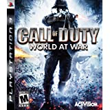 Call of Duty: World at War - PlayStation 3by Activision