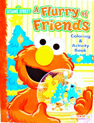 Sesame Street (a Flurry of Friends)