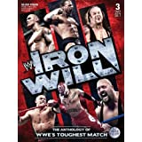 WWE - Iron Will: Die Anthologie des H�rtesten Matches der WWE (3 Discs)