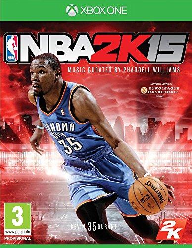 NBA 2K15 [Edizione: Francia]