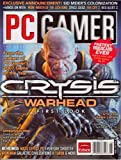 img - for PC Gamer Cd, August 2008 Issue book / textbook / text book