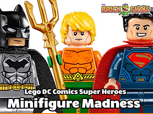 LEGO DC Comics Super Heroes Minifigure Madness - Season 1