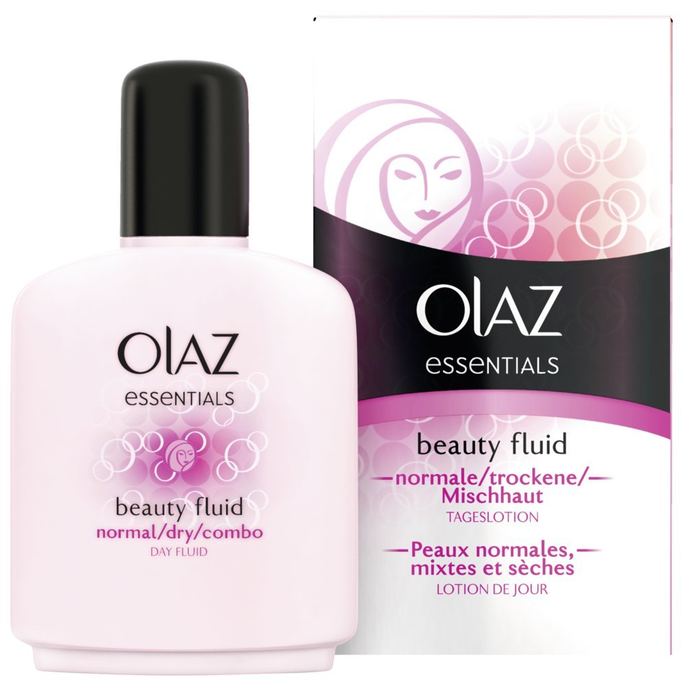 oil of olaz beauty fluid 200 ml