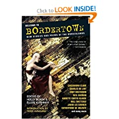 Welcome to Bordertown by Holly Black and Ellen Kushner