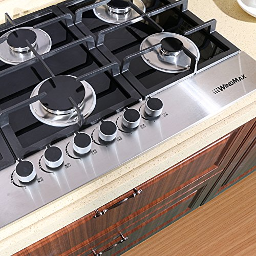 Kitchen Built In Cooktop ~ ″ new black electric tempered glass built in kitchen