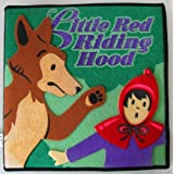 Felt Kids Interactive Storybook Little Red Riding Hood Play System