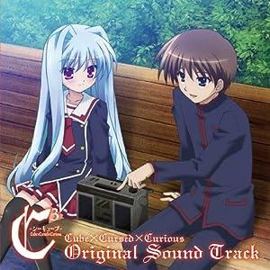 C3-シーキューブ- Original Sound Track