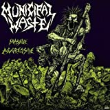 Massive Aggressive by Municipal Waste (2009) Audio CD