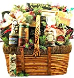 The Grandest Celebration Gourmet Food Holiday Gift Basket - Size Deluxe