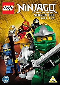 LEGO Ninjago - Masters Of Spinjitzu: Season 1 - Part 2 [DVD] [2015]