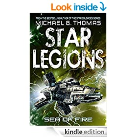 Sea of Fire (Star Legions Book 5)