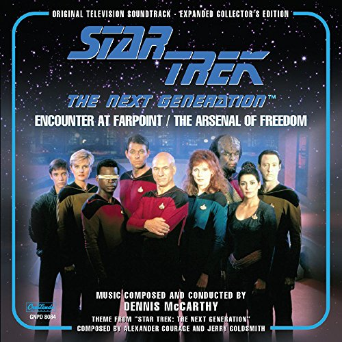 Star Trek: The Next Generation Encounter At Farpoint / The Arsenal Of Freedom (Expanded Collectors Edition)