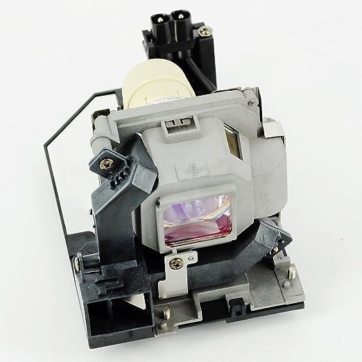 haiwo NP27LP de haute qualité Ampoule de projecteur de remplacement compatible avec boîtier pour NEC M282X.