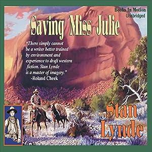 Saving Miss Julie Audiobook