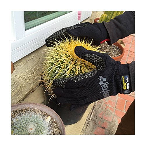 The Superprotecter Prickly Cacti Handschuhe Large (size9) (Resin Potting Bench compare prices)