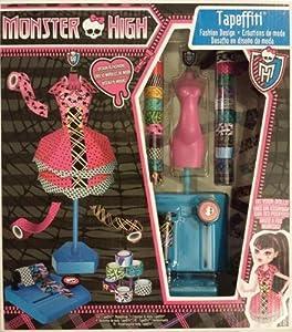 Monster High Tapefetti Fashion Design