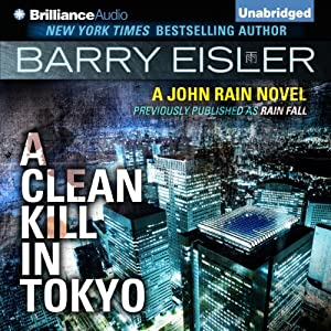A Clean Kill in Tokyo Hörbuch