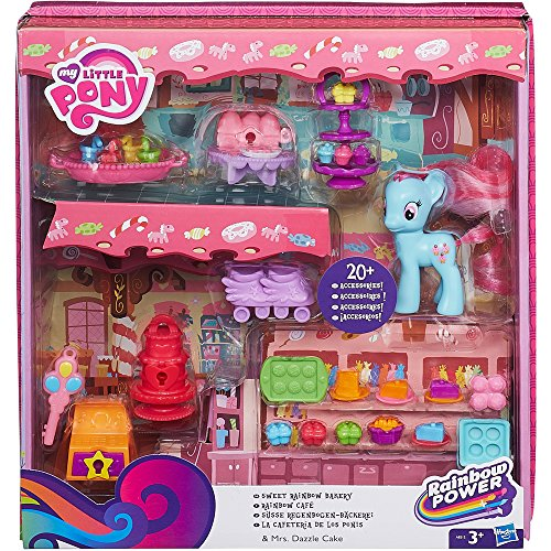 My Little Pony - La Caffetteria Rainbow
