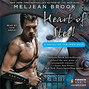 Heart of Steel Hörbuch