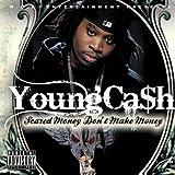 echange, troc Young Cash - Scared Money Don't Make Money