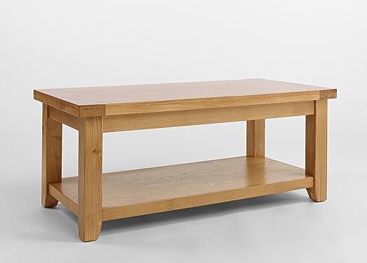 Rustic Grange Devon quercia tavolino di grandi dimensioni