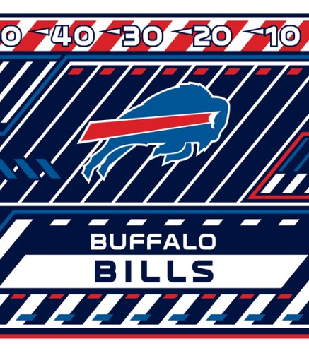 Turner NFL Buffalo Bills Stretch Book Covers (8190168) at Amazon.com