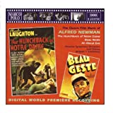 The Classic Film Music of Alfred Newman: The Hunchback of Notre Dame / Beau Geste / All About Eve ~ Alfred Newman