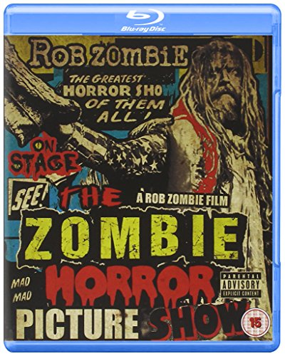 The Zombie Horror Picture Show [Blu-ray]