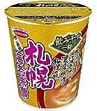エースコック タテ型 飲み干す一杯 札幌 海老味噌ラーメン 73g×12個