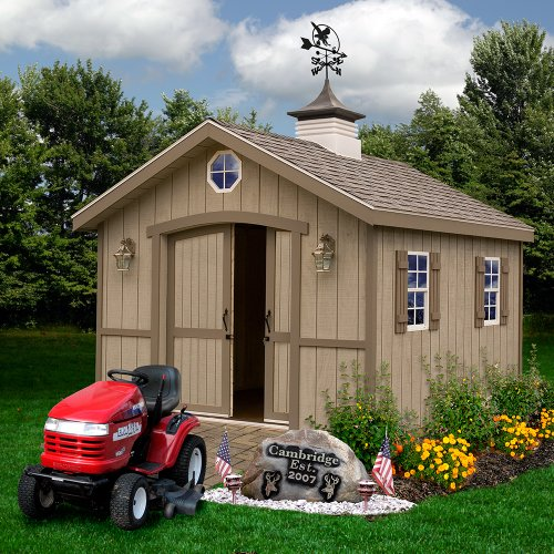 Best-Barns-Cambridge-10-X-16-Wood-Shed-Kit