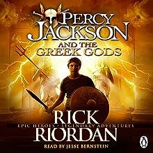Percy Jackson and the Greek Gods (       UNABRIDGED) by Rick Riordan Narrated by Jesse Bernstein