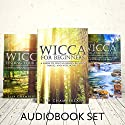 Wicca Starter Kit: Wicca for Beginners, Finding Your Path, and Living a Magical Life Audiobook by Lisa Chamberlain Narrated by Kris Keppeler