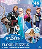 "Disney Frozen Floor Puzzle (46-Piece) 24"" x 36"""