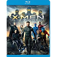 X-Men: Days of Future Past on Blu-ray [Includes Digital Copy]
