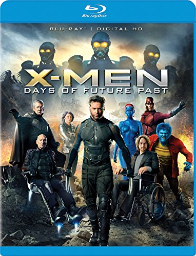 Blu-ray : X-Men: Days of Future Past (, Dubbed, AC-3, Dolby, Digital Copy)